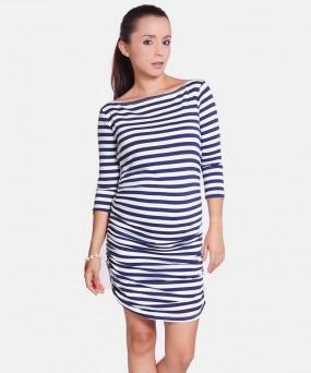 Vestido de embarazo - Ojal marinero