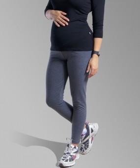 Leggins para embarazada gris