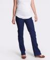 Jeans para embarazada - Bota recta Dark blue