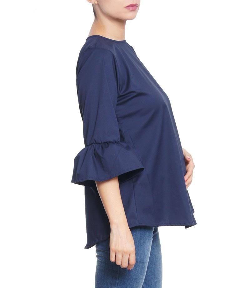 Blusa materna - CAPRI NAVY