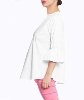 Blusa materna - CAPRI BLANCA