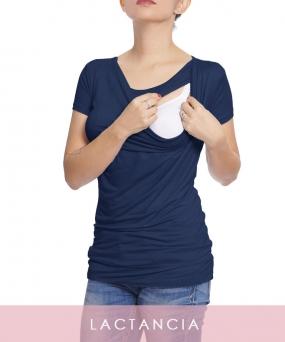 Blusa de lactancia - HELLEN NAVY
