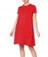 Vestido materno Block Rojo