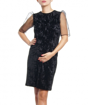 Vestido Sidney negro